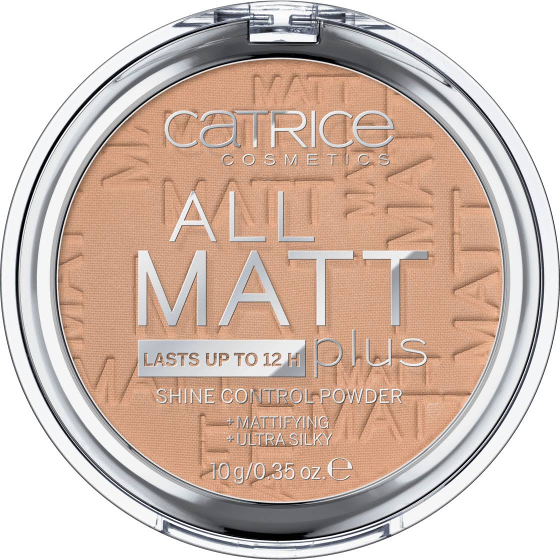Catrice All Matt Plus Shine Control Powder - 30 Warm Beige, 10g
