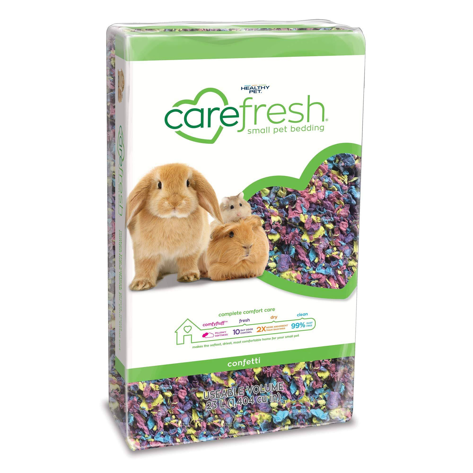 Carefresh Confetti Soft Pet Bedding