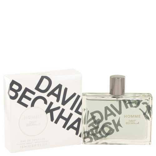 David Beckham Homme Eau De Toilette Spray - 2.5oz