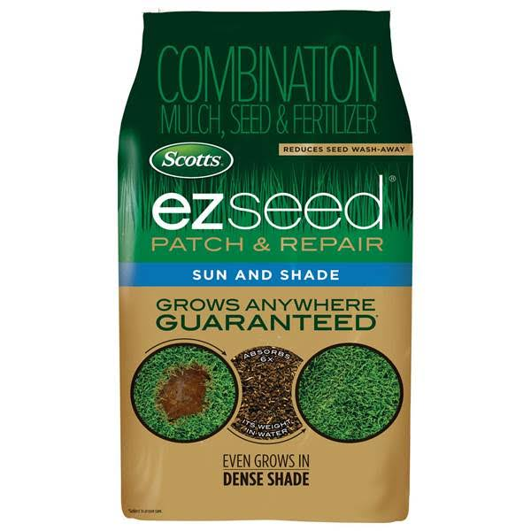 Scotts EZ Seed Patch and Repair Sun and Shade - 20lb