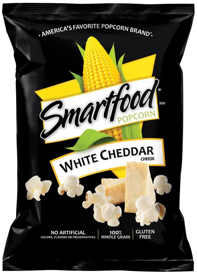 Smartfood Popcorn - White Cheddar Cheese