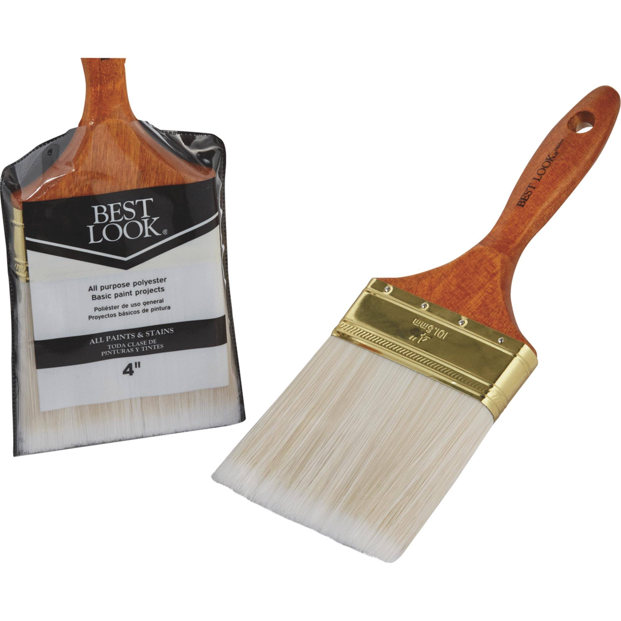 Best Look General Purpose Polyester Paint Brush - 780444