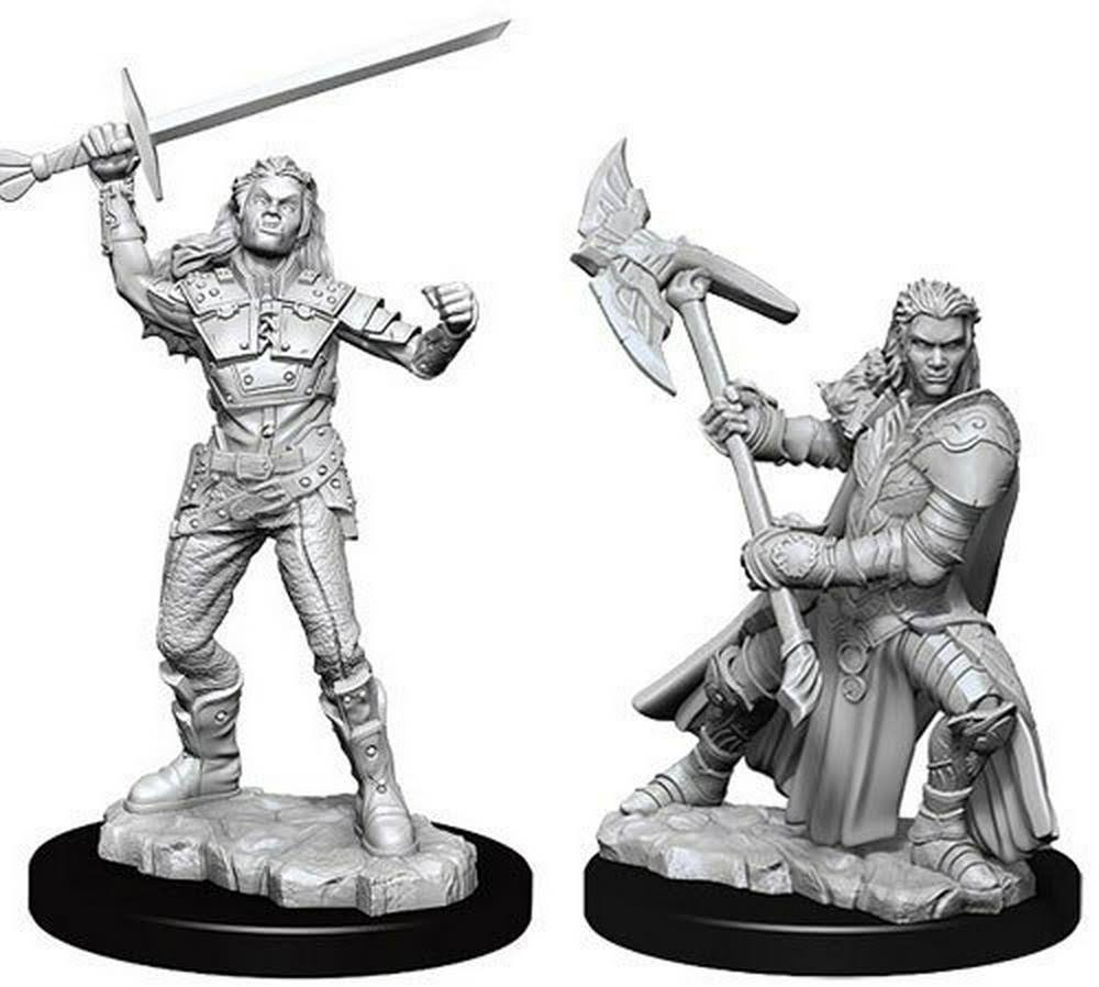 Dungeons and Dragons: Nolzur's Marvelous Unpainted Miniatures - 2ct