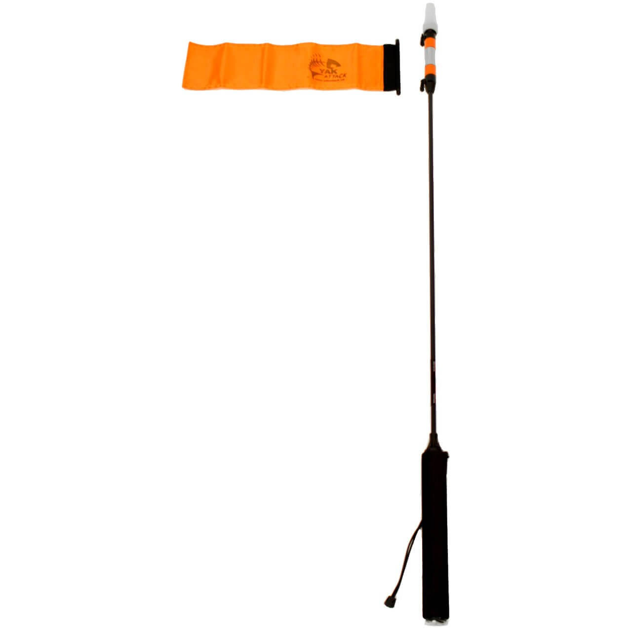 YakAttack VISIPole II - GearTrac Ready - Includes Flag
