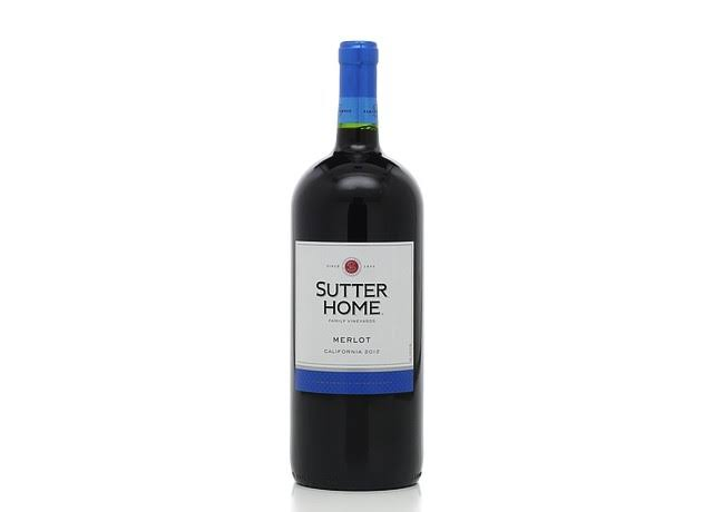 Sutter Home Merlot - California