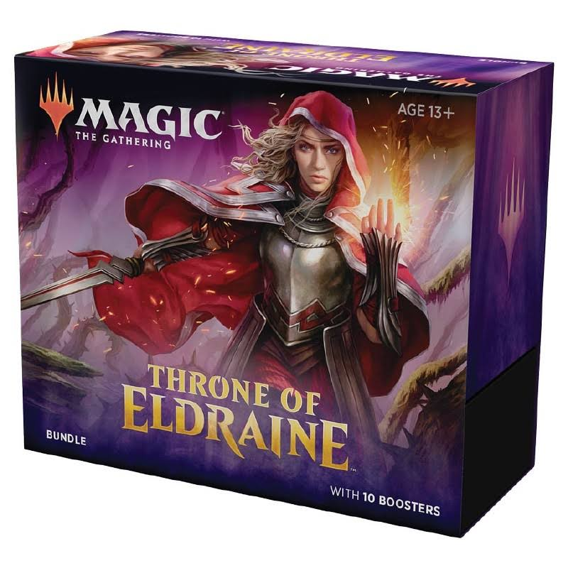 Magic the Gathering Throne of Eldraine Card Game