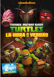 Las Tortugas Ninja: La Hora de la Verdad Online Completa  Latino