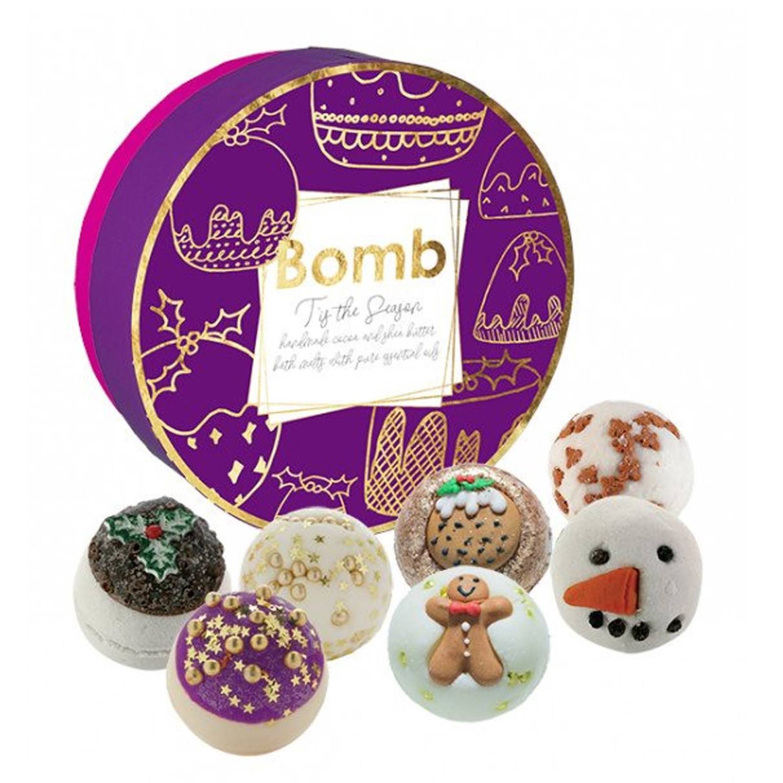 Bomb Cosmetics T'is The Season Gift Set