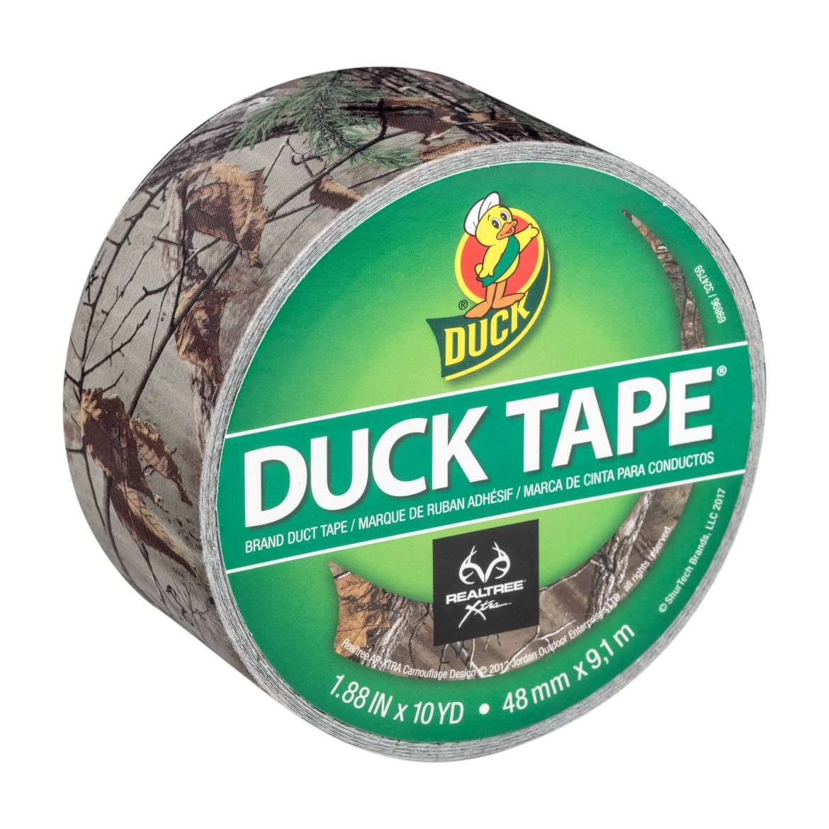 "Shurtech Brands LLC 241744 Realtree Xtra Camo Duck Tape - 1.88"" x 10yds"
