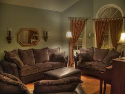 Brown Couch Room Designs by Beautiful Curtain Designs For Living Room With Brown Furniture