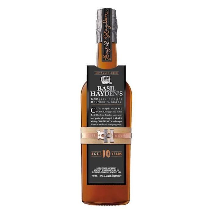 Basil Hayden's 10 Year Bourbon 750 ml