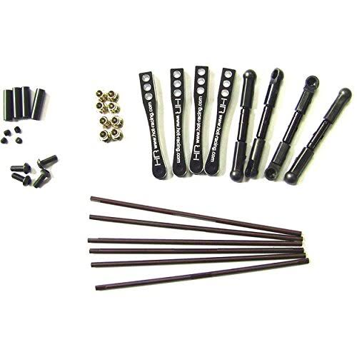 Hot Racing WRA311X01 Torsion Sway Bar Set - Axial