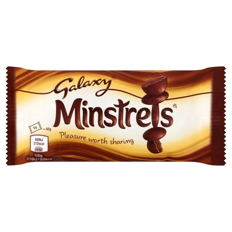 Galaxy Minstrels Chocolate - 42g