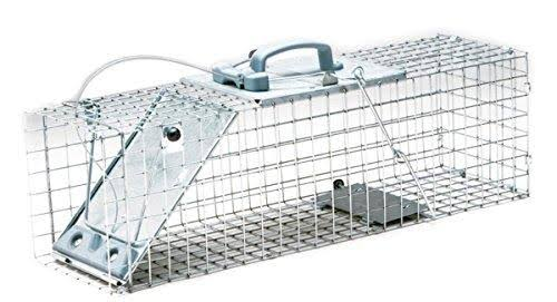 Havahart 1084 Easy Set One Door Cage Trap - Large