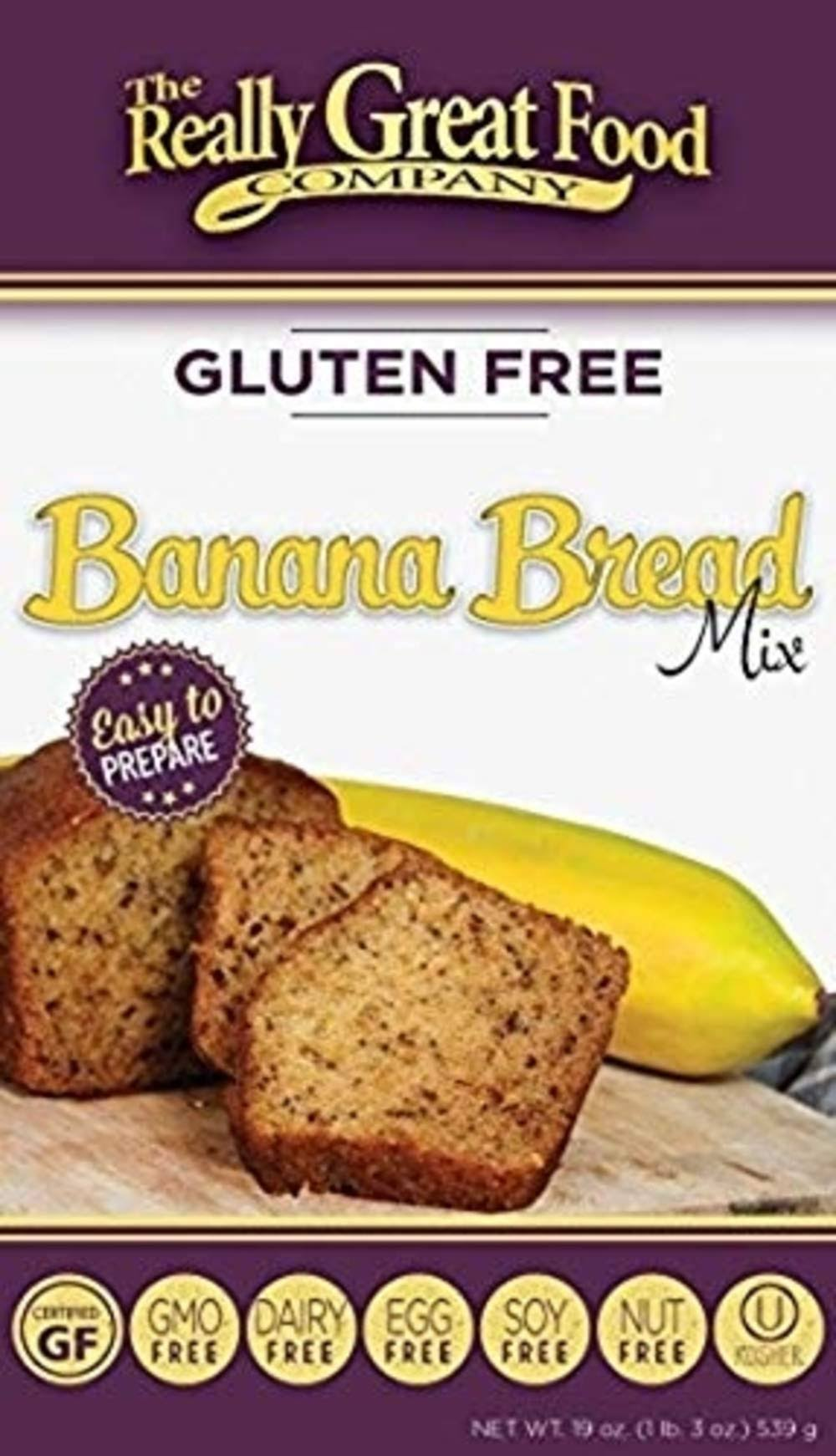 The Really Great Food Company Banana Bread Mix - 19oz