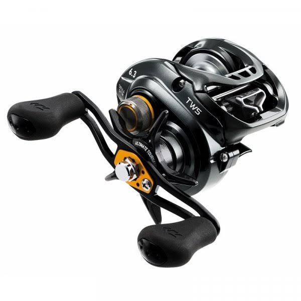 Daiwa TASV103XS Tatula SV TWS Baitcast Fishing Reel - Black, Right Hand, Ratio 8.0:1