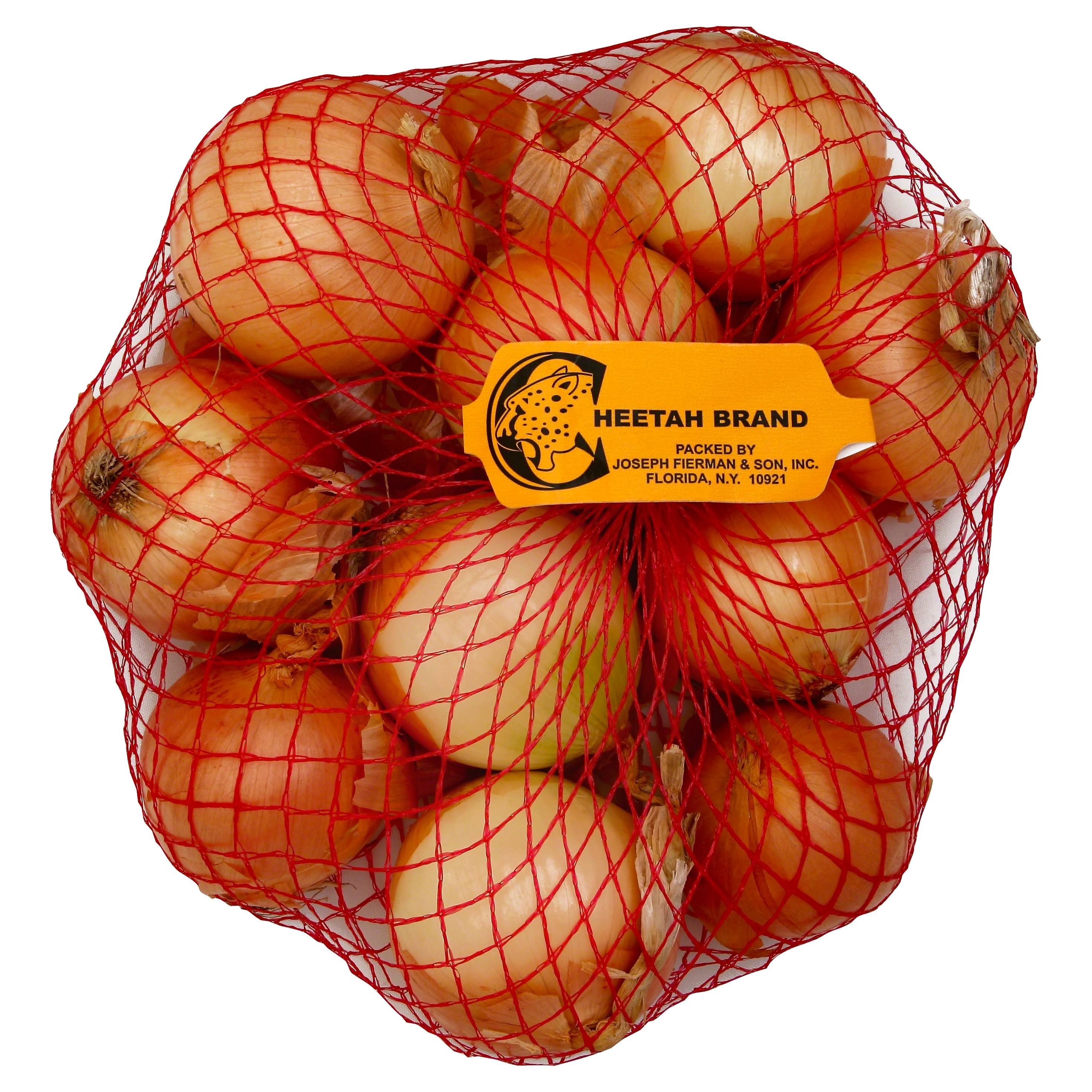 Yellow Onions - 3 lb bag