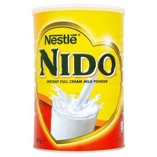 Nestle Nido Instant Fullcream Milk Powder - 1800g