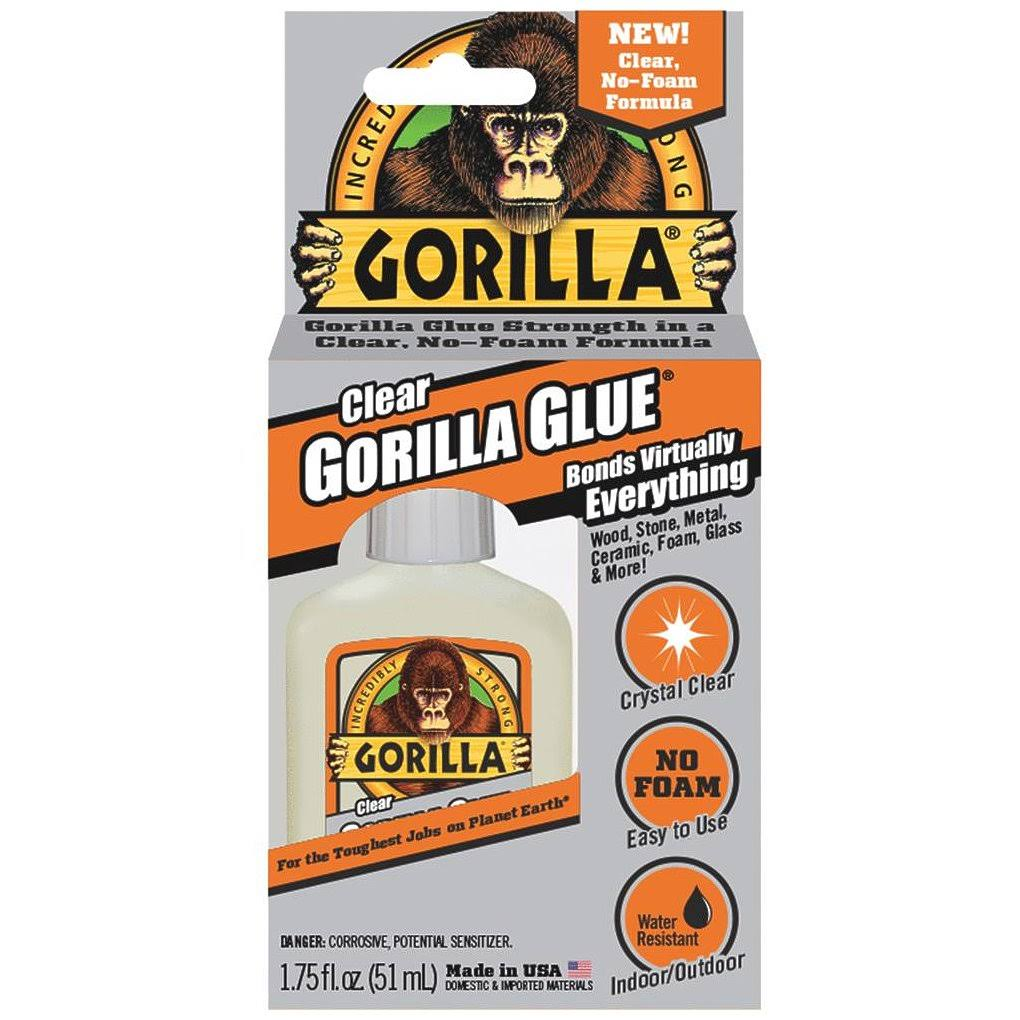 Gorilla 4500104 Glue - Clear, 1.75oz