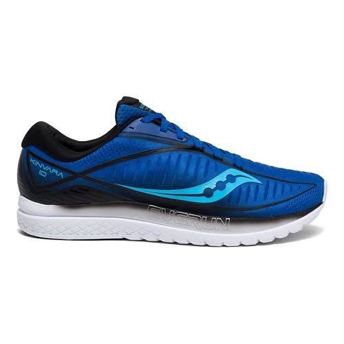 Saucony Kinvara 10 Men's - Blue/Black - 12.5