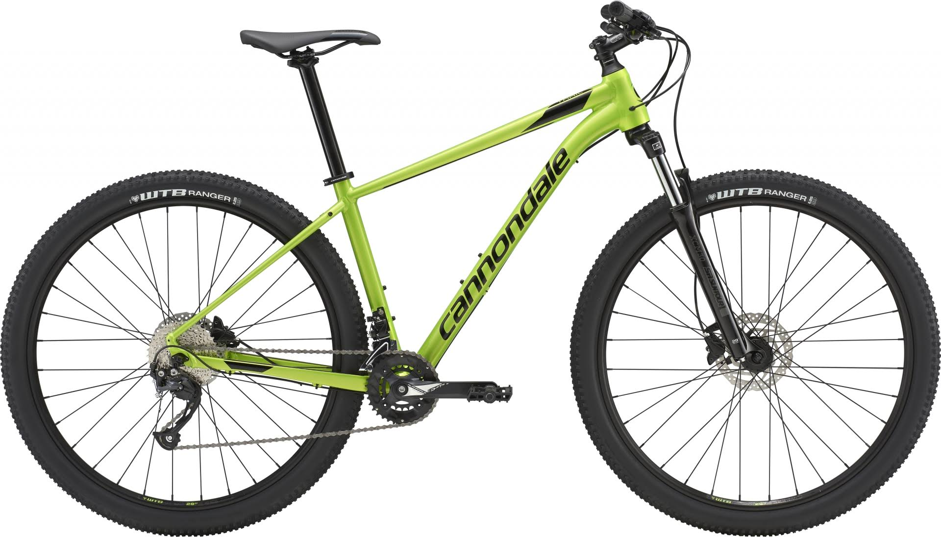Cannondale Trail 7 2019 - Acid Green