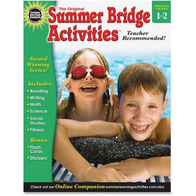 The Original Summer Bridge Activities Workbook - Carson Dellosa Publishing