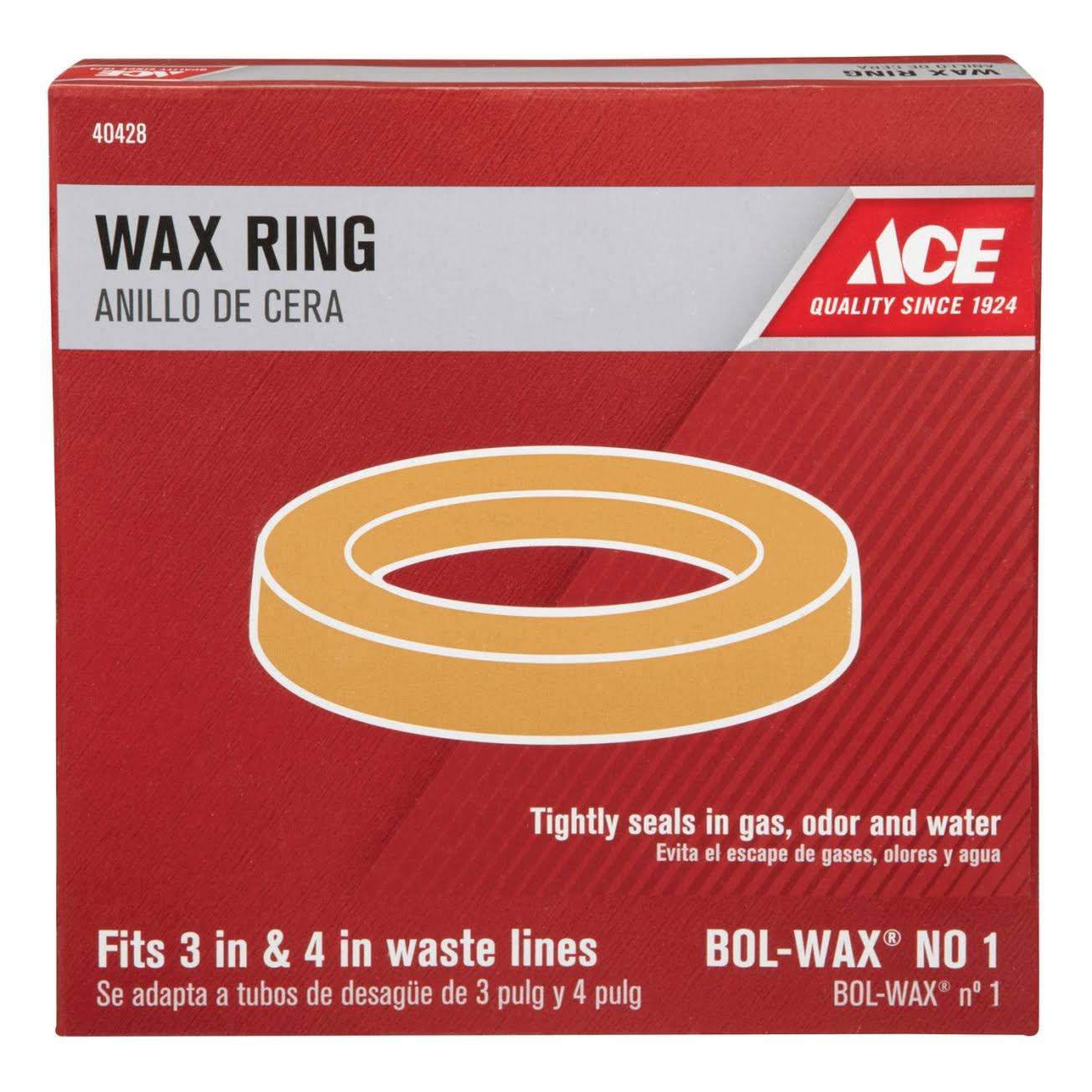Ace Wax Ring
