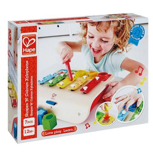 Hape Rollenspiel My First Xylophone & Piano Baby Toy