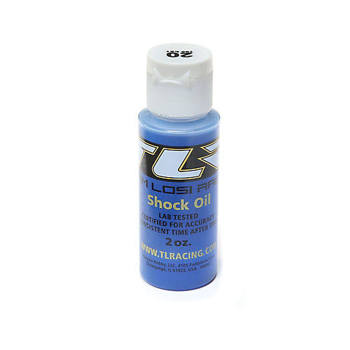 Team Losi Racing Tlr74002 Silicone Shock Oil, 20 WT, 2 oz