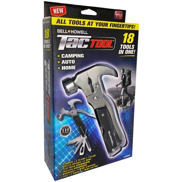 as Seen on TV Bell & Howell Tac Tool