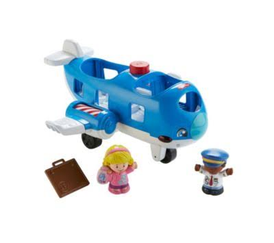 Fisher-Price Little People Vehicle Airplane - Large
