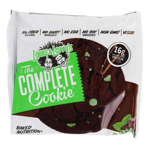 Lenny & Larry's The Complete Cookie, Choc-O-Mint, 4 oz