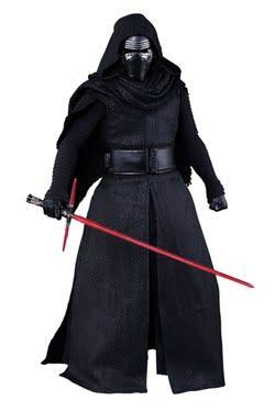 Star Wars The Force Awakens Collectible Figure - Kylo Ren