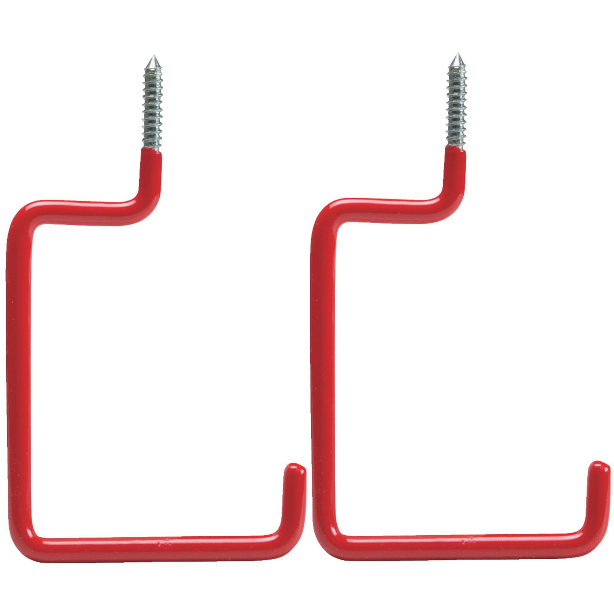 Do it Best Screw in Utility Hook - 2pk