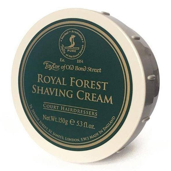 Taylor of Old Bond Street Royal Forest Shaving Cream Bowl