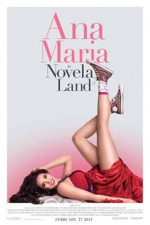 Ana Maria in Novela Land-Ana Maria in Novela Land