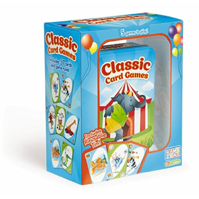 Classic Card Games by International Playthings