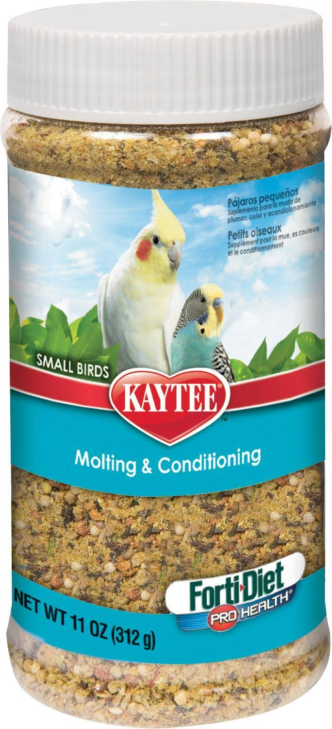Kaytee Pet Products Molting & Conditioning - 311g