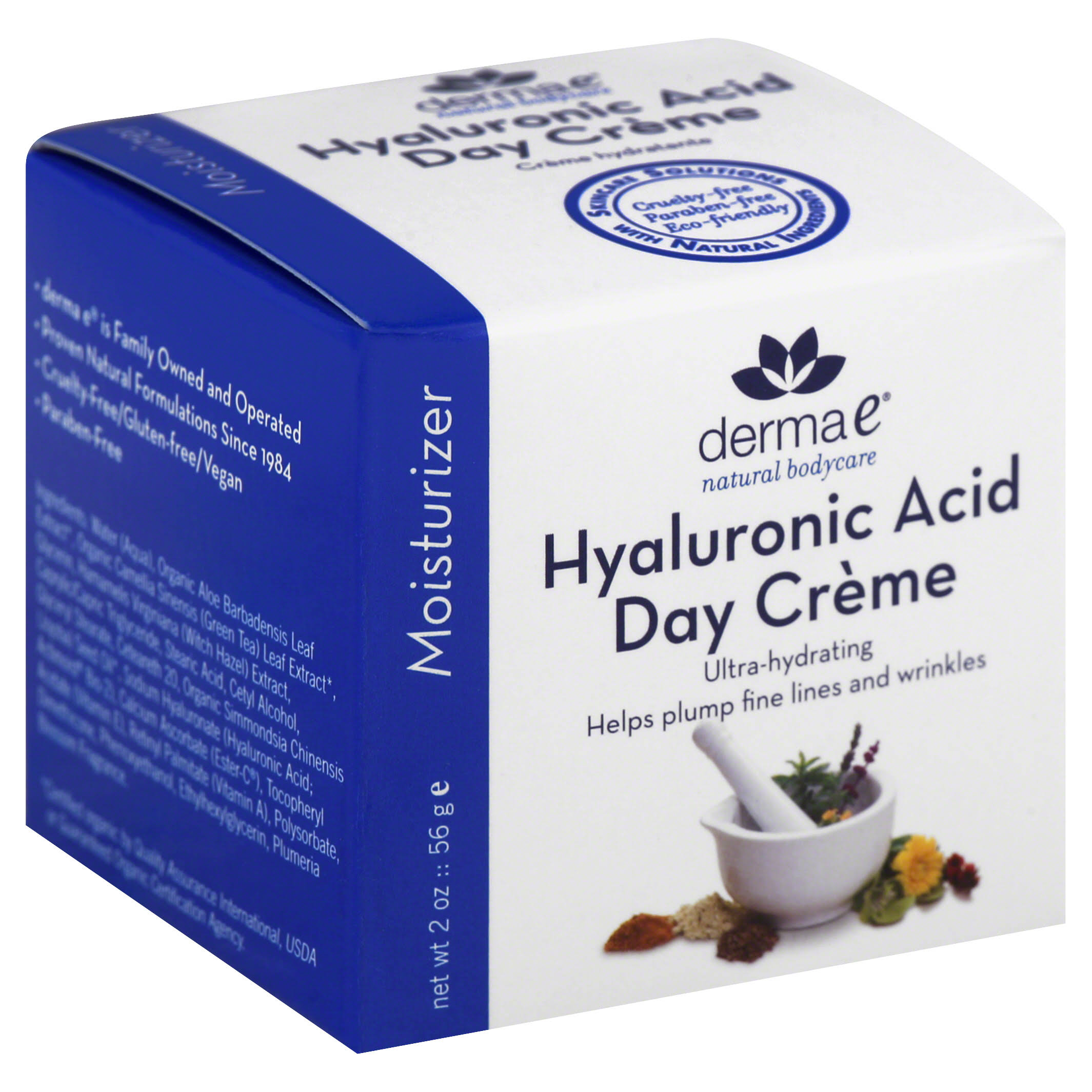 Derma E Hydrating Day Creme - 56g
