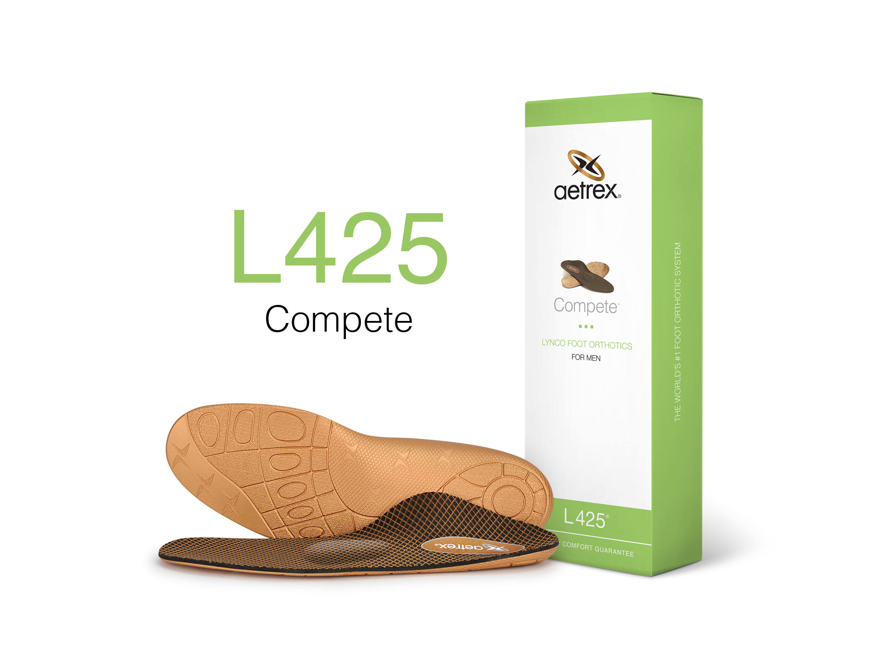 Lynco Orthotics L425