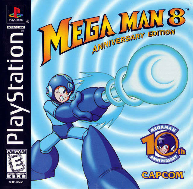 Mega Man 8 Anniversary Collector's Edition [PlayStation Game]