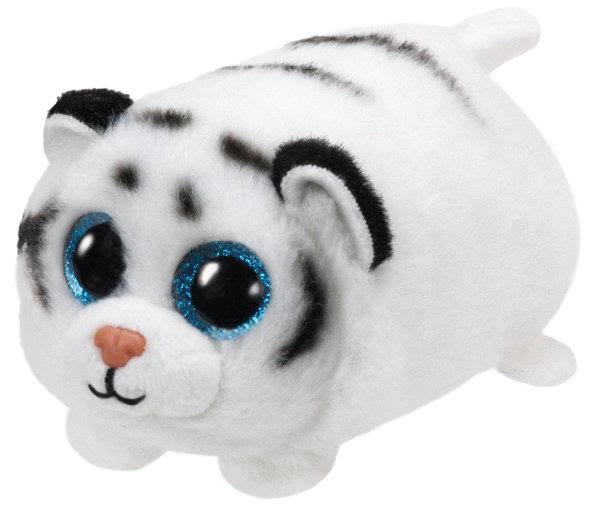 Ty Zack The Tiger Teeny Tys Plush