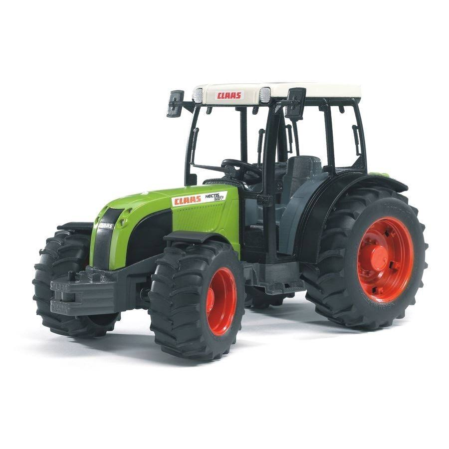 Bruder 02110 Claas Nectis 267 F Tractor Vehicle Toy