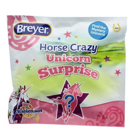 Breyer Stablemates Mystery Unicorn Surprise Blind Bag