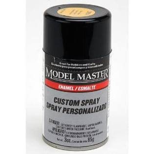 Testors mm 3oz Dark Yellow Spray