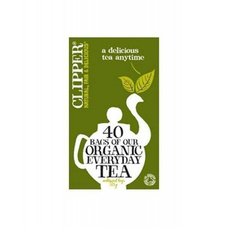 Clipper Organic Everyday Tea - 40 Teabags
