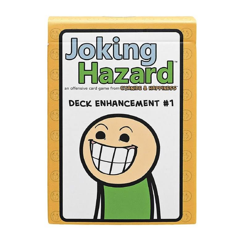 Joking Hazard: Deck Enhancement #1 Card Game