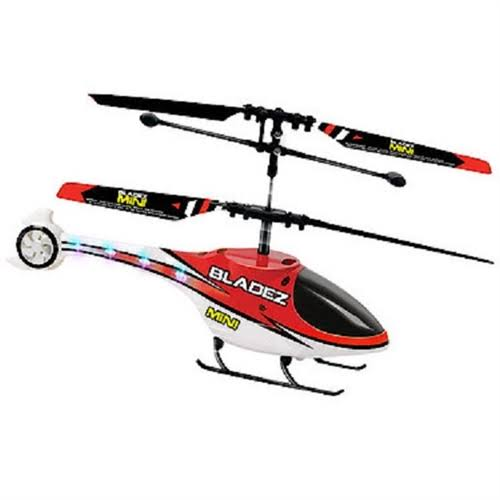 Bladez Toyz BT27028 8 M Range 2-Channel Mini remote Control Helicopter