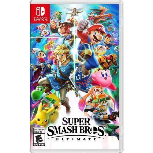 Super Smash Bros. Ultimate Ultimate Edition - Nintendo Switch