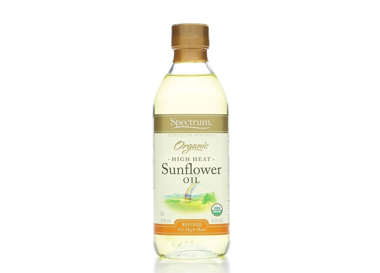 Spectrum Sunflower Oil - 473ml